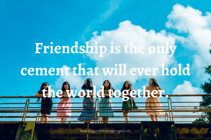 Missing The Old Days With Friends Quotes