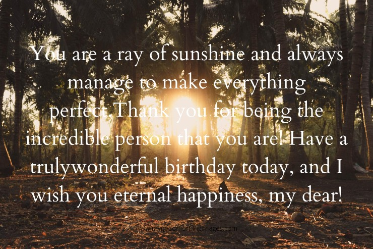 Emotional Birthday Wishes For Someone Special