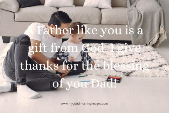 Happy Fathers Day Quotes From Son In Hindi